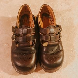 Mary Jane Made in England Doc Martens UK Size 5